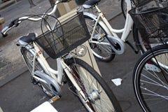делить bike стоковое фото