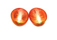 делит на сегменты томат Стоковые Фото