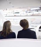 деловая беседа Стоковая Фотография RF