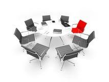 деловая встреча Стоковые Изображения