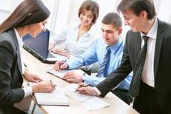 деловая встреча Стоковая Фотография
