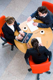 деловая встреча Стоковые Изображения RF