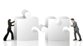 деловой партнер иллюстрация вектора