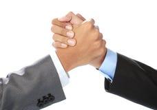 деловой партнер Стоковые Изображения RF