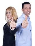 деловые партнеры Стоковое Фото