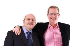 деловые партнеры Стоковая Фотография