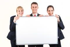 деловые партнеры Стоковые Фотографии RF
