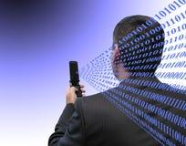 деловые связи новые Стоковое фото RF