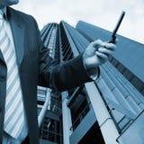 деловые связи новые Стоковое Фото