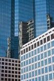 деловый центр здания самомоднейший Стоковое Изображение