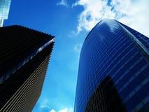деловый центр Стоковая Фотография