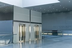 деловый центр Стоковые Изображения