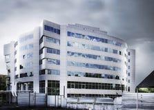 деловый центр Стоковое Изображение