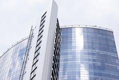 деловый центр kiev самомоднейший Стоковая Фотография