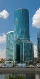 деловый центр moscow Стоковая Фотография RF