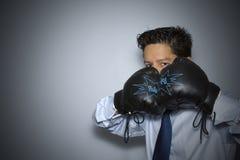 дело бокса Стоковые Изображения