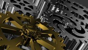 Дело зацепляет концепцию Соединяясь механизм иллюстрация штока