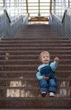 дело здания младенца Стоковые Изображения RF