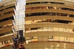 дело здания самомоднейшее Стоковое фото RF