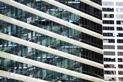 дело здания футуристическое Стоковое фото RF