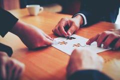 Дело и встречи и единство работы Работать эффектно teamwo стоковое фото rf