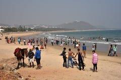 Дело перемещения в Vishakhpatnam стоковые фото