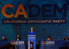 2019 демократичный общенациональный съезд, Сан-Франциско, Калифорния стоковое фото