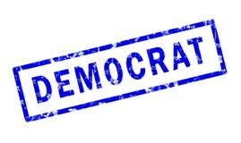 демократ Стоковое Фото
