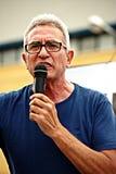 Демонстрация в Marchena Севилье 17 Стоковые Изображения RF