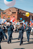 демонстрация дня может Стоковые Фото