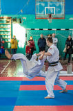 Демонстрация инструкторами Стоковое Фото