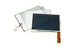 Демонтированный LCD. Стоковое Изображение