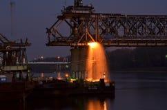 Демонтировать моста Стоковые Фото