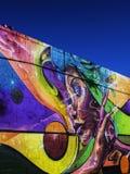 Денвер, граффити Колорадо Стоковые Изображения RF