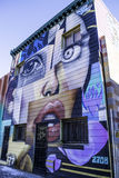 Денвер, граффити Колорадо Стоковое фото RF