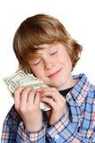 деньги влюбленности Стоковая Фотография RF