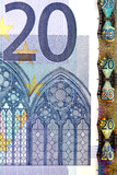 Деньги - евро - Европейский союз Стоковые Фото