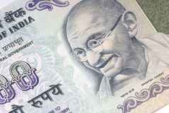 деньги Индии стоковая фотография rf