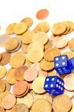 Деньги и финансы. Стоковая Фотография RF