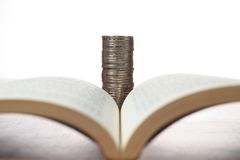 деньги китайца книги Стоковые Изображения RF