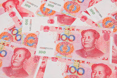 Деньги Китая Стоковое фото RF