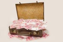Деньги Китая Стоковые Изображения