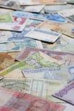 деньги макроса Стоковое Изображение