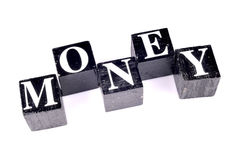 деньги меда Стоковые Фото