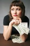 деньги мои стоковые фотографии rf