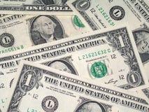 деньги мы Стоковые Изображения RF