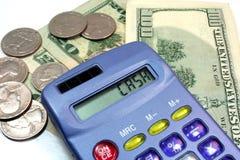 Деньги наличных денег Стоковые Изображения RF