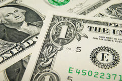 Деньги доллара Стоковая Фотография RF