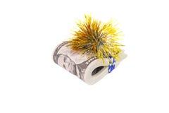 Деньги подарка Стоковые Изображения RF
