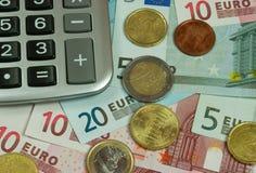 деньги праздника Стоковая Фотография
